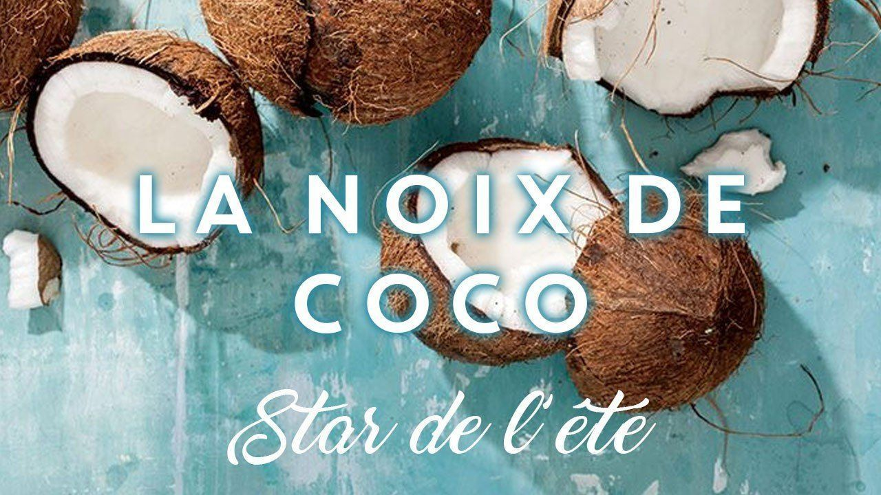 coconut star